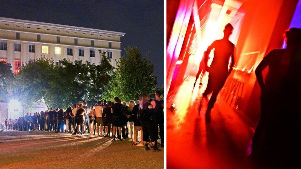 Künstler-Duo verwandelt Berghain in Klangwelt