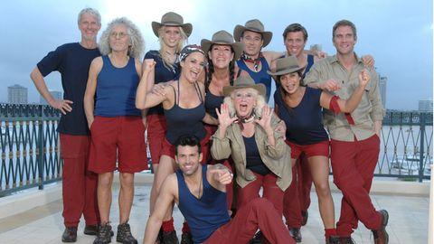 Dschungelcamp fünfte Staffel