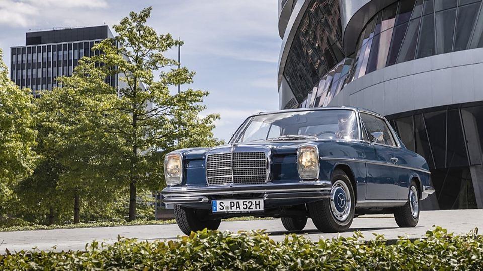 Mercedes 280 C der Baureihe W 114