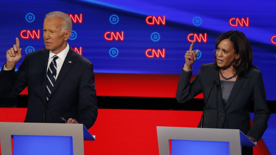 """Joe Bidens """"Running Mate"""": Wer wird die mächtigste Frau der USA?"""