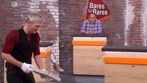 "Bares für Rares: Christian Vechtel, Walter ""Waldi"" Lehnertz"