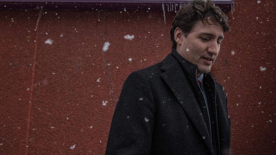 Kanadas Premier Justin Trudeau hat bereits mehrere Skandale und Skandälchen überlebt