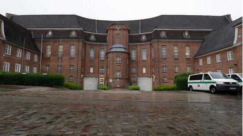 Die JVA Kiel, wo Christian B. eine Strafe absitzt