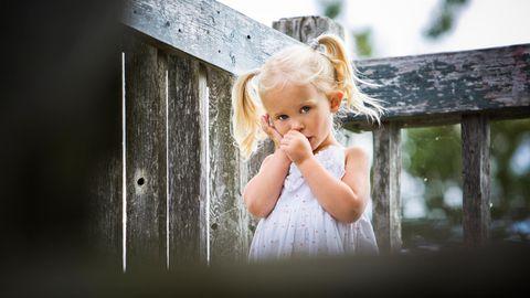 Die Diagnose: Der Daumen des Kindes schwillt extrem an – erst durch einen Zufall finden die Ärzte die Lösung