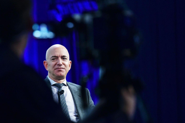 Zählt in der Coronakrise zu den großen Gewinnern: Amazon-Chef Jeff Bezos