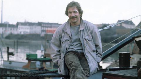 """Götz George als """"Tatort""""-Kommissar Horst Schimanski"""
