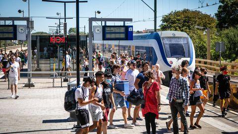 Bahnhof Zandvoort
