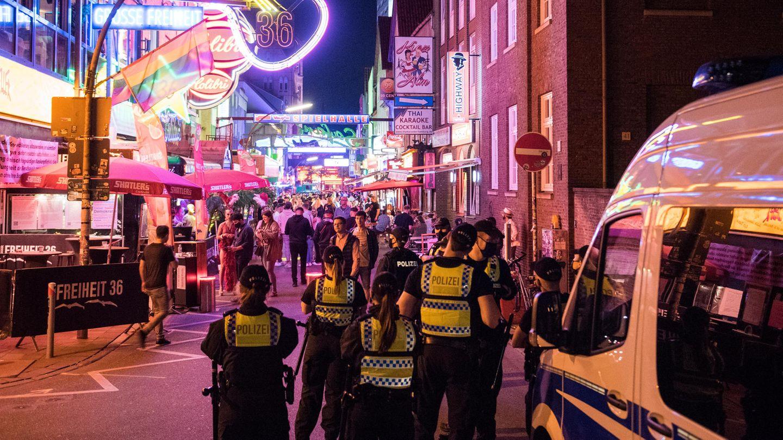Nachrichten aus Deutschland – Hamburger Polizei löst Sex-Partys auf