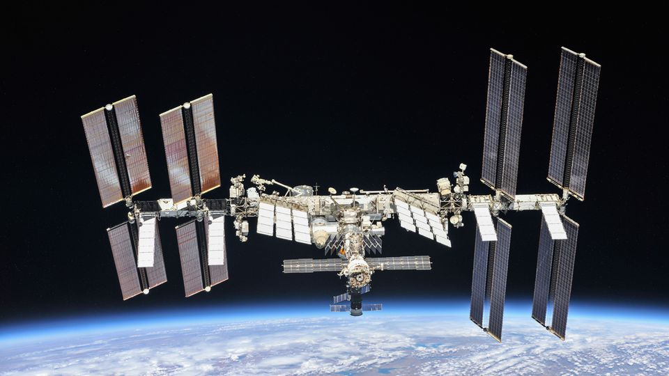 Internationale Raumstation (ISS)