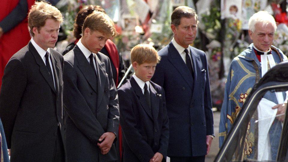 Beerdigung von Prinzessin Diana