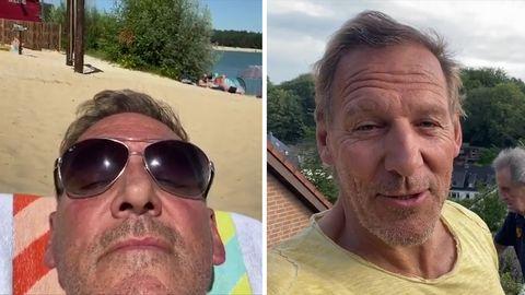 Hollywood-Star Ralf Möller überrascht Fans mit Urlaubsvideo