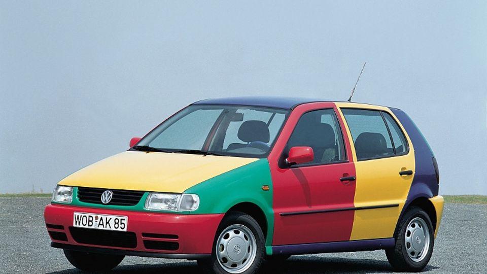 VW Polo Harlekin