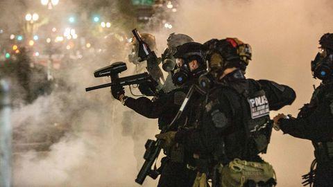 Amnesty: US-Polizei hat schwere Menschenrechtsverletzungen begangen