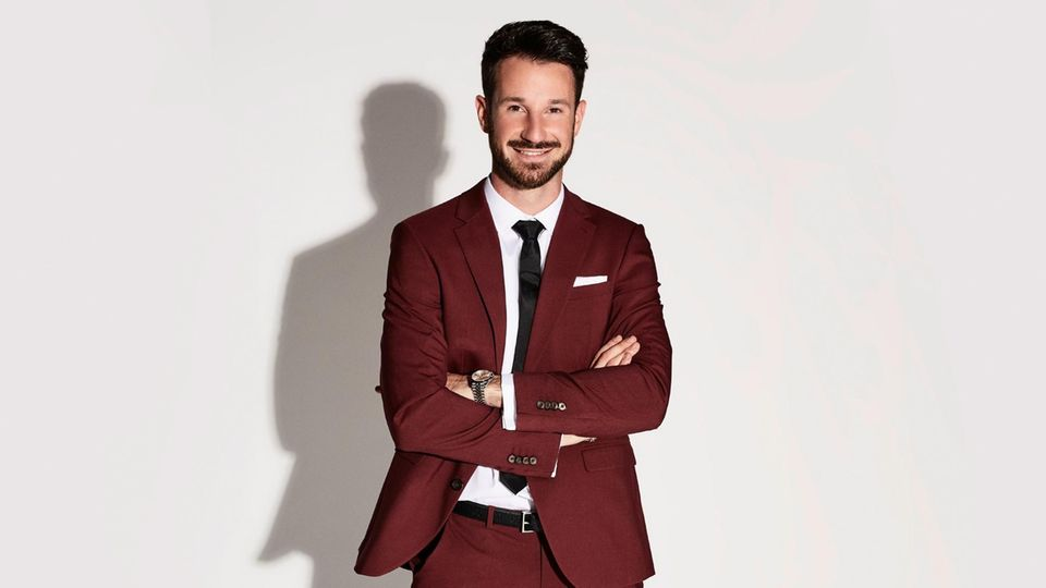 """Prince Charming"" Alexander Schäfer"