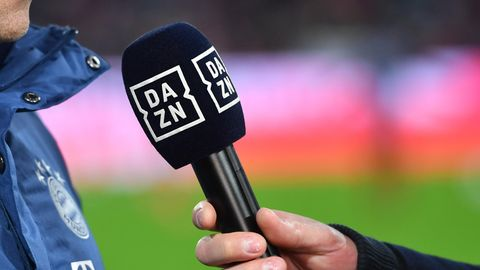 Sport kompakt - DAZN überträgt Champions League