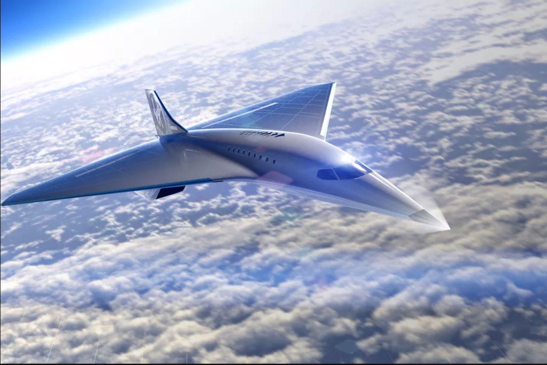 Mach 3 soll Geschäftsreisende transportieren, denen die für den schnellen Flug hohe Preise in Kauf nehmen.