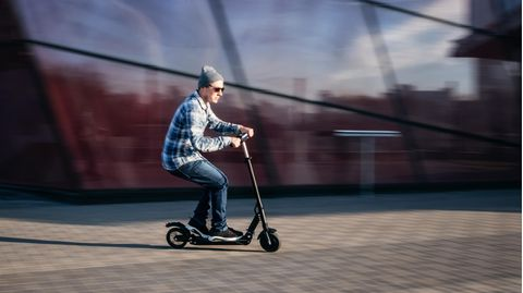 Nutzerzahlen bei E-Scootern steigen wieder