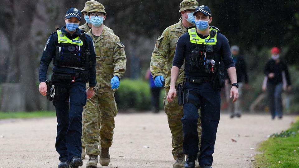 Australien: Regierung verhängt höhere Strafen bei Corona-Verstößen