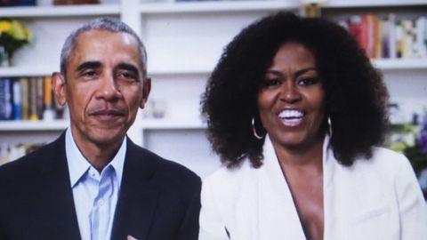 US-Wahlkampf: Sie sind zurück – so wollen die Obamas Trump stürzen