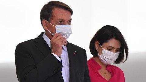 """Bolsonaro: """"Ich habe Schimmel in meinen Lungen"""" – aber er macht weiter wie bisher"""