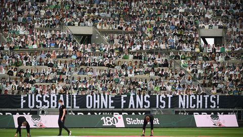 DFL-Pläne zur Rückkehr der Bundesliga