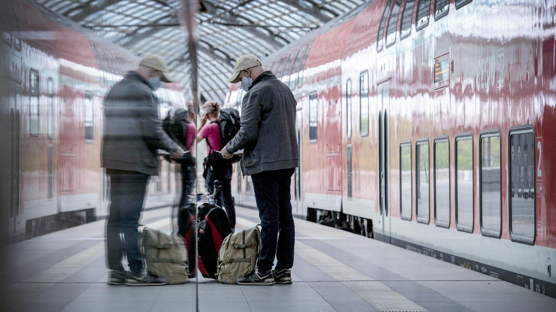 150-Euro-Bußgeld in NRW für Verstoß gegen Maskenpflicht in Bus und Bahn