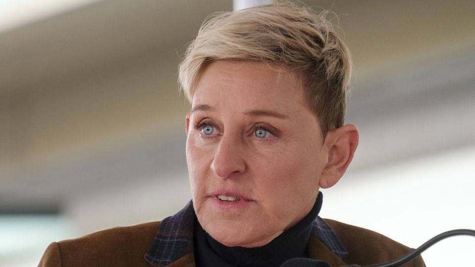 Ellen DeGeneres steht derzeit in der Kritik