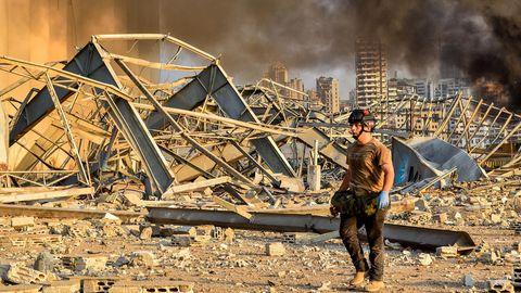 Folgen der Explosion: Beirut hat alle Krisen und Kriege überdauert – mit der Standhaftigkeit könnte es jetzt vorbei sein