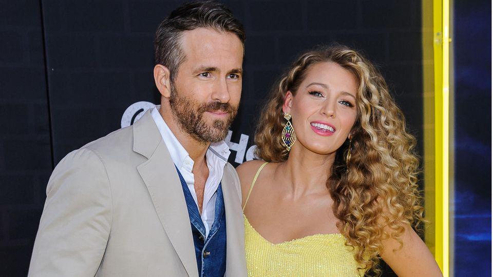 Vip News: Ryan Reynolds und Blake Lively bereuen ihre Hochzeitsfeier