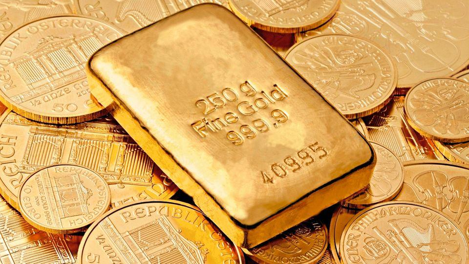Die Rekordjagd beim Goldpreis geht auch oberhalb der Marke von 2000 US-Dollar ungebremst weiter