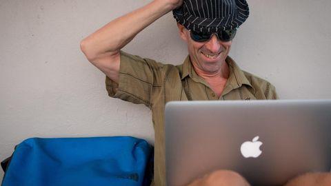 """Der Mac zeigt """"Lädt nicht"""" - hat man etwas falsch gemacht?"""