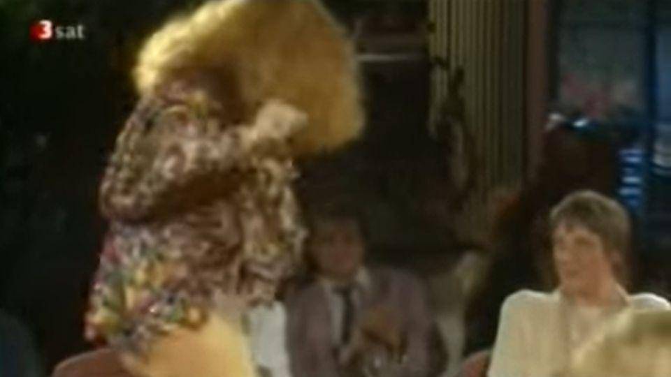 NDR-Talkshow 1992: Karin Struck und Angela Merkel
