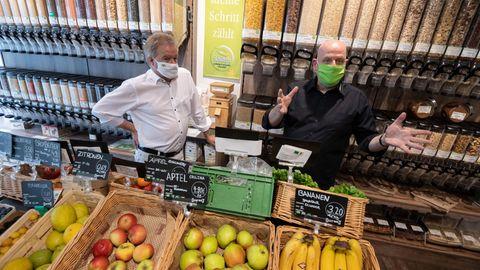Maskenpflicht in Stuttgart