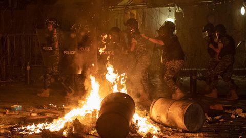 News von heute - Proteste Beirut