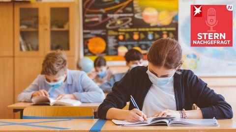 """""""STERN nachgefragt"""": Chefarzt über die Schulöffnung und den Regelbetrieb an Schulen: """"Das ist Russisch Roulette"""""""