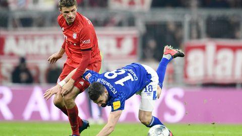 Zuletzt gab es für die Königsblauen eine 0:5-Klatsche in München