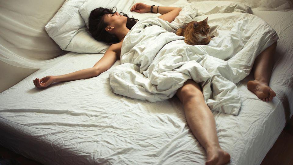 Schlaftipps : Von der DIY-Klimaanlage bis zur Gefriersocke – Die besten Tipps für Ruhe in heißen Nächten