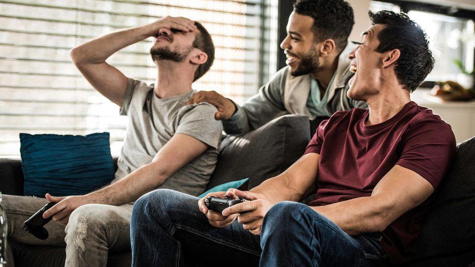 Gaming soll in Zukunft viel weniger auf die Couch und die Konsole unter dem Fernseher beschränkt sein (Symbolbild)