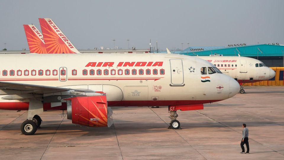 Air India Unglück
