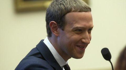 Wie Mark Zuckerberg beim Blick auf seinen neuen Kontostand wohl reagiert hat? (Ein Symbolbild)