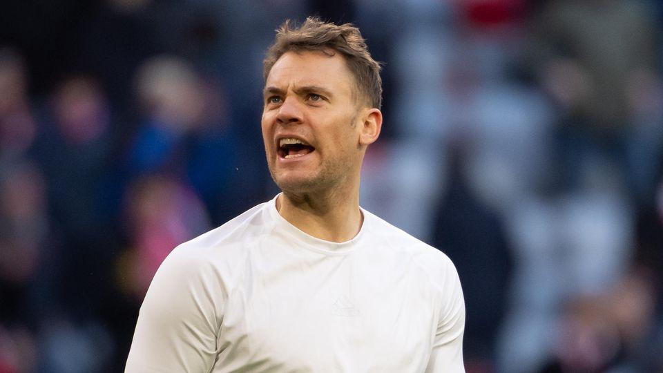 """Manuel Neuer sang Lied rechter Band – die Reaktionen sind ihm """"egal"""""""
