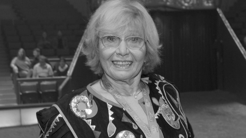 RuthGassmann ist verstorben.