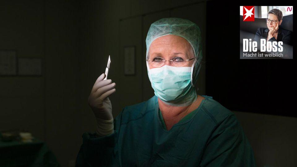 Chirurgin Prof. Dr. med. Doris Henne-Bruns