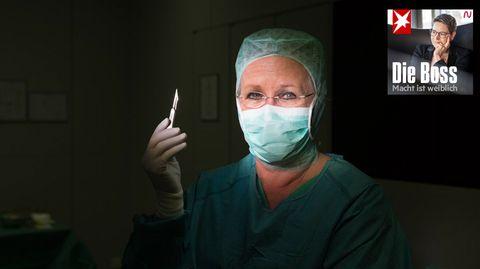 """""""Die Boss"""": Chirurgin: """"Wir versuchen, den Patienten teilweise eine Scheinwelt vorzugaukeln"""""""