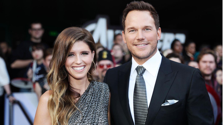 Vip News: Katherine Schwarzenegger und Chris Pratt machen Arni zum Opa