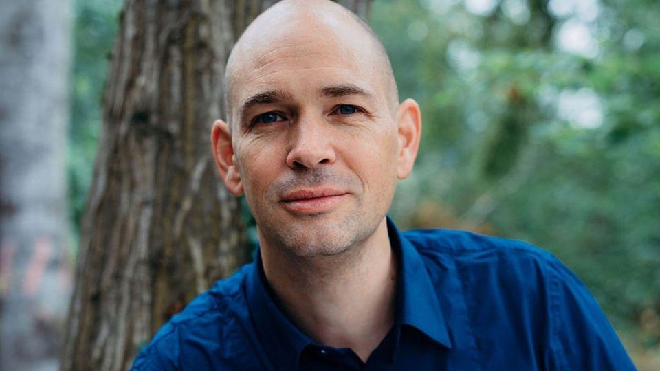 Marc Wallert im Gespräch über Lebenskrisen