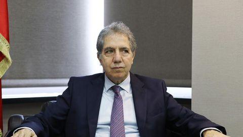 Libanons FinanzministerGhazi Wazni (Archivfoto)