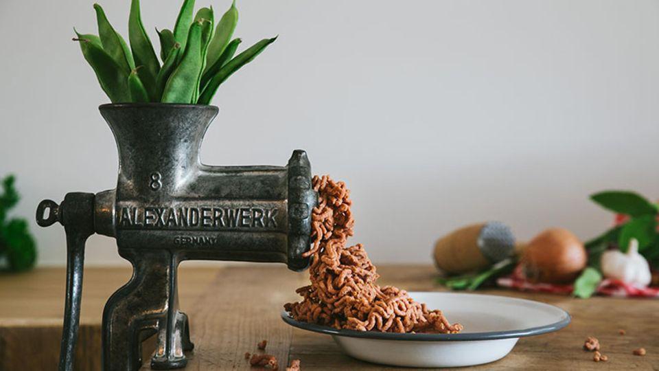 Vegetarisches Hackfleisch von The Vegetarian Butcher