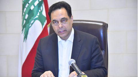 Der libanesische Ministerpräsident Hassan Diab