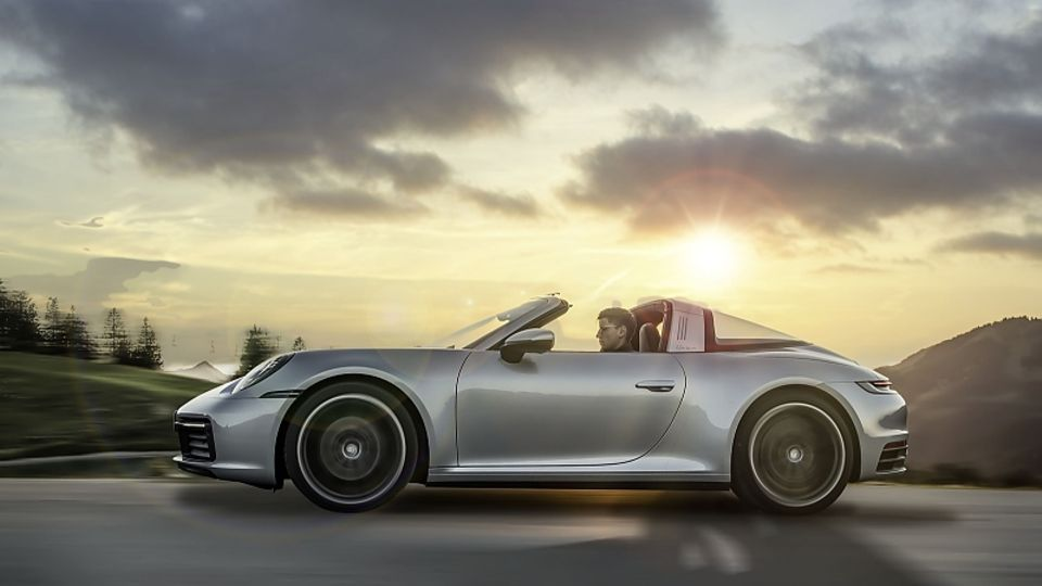 Porsche 911 Targa 4 / 4S